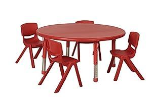 ECR4Kids Resin Adjustable Activity Table by Amazon.com, LLC *** KEEP PORules ACTIVE ***