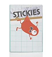 Monster Shaped Sticky Note Set