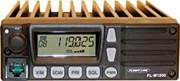 Japan EDMO FL-M1000A Airband Transceiver Similar to Icom IC-A110