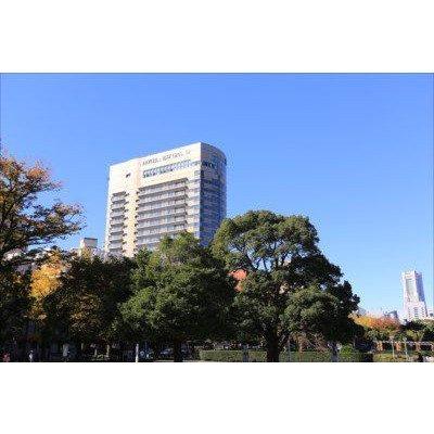 【風景のポストカードAIR】山下公園前のホテルニューグランドHotel New Grandのはがき・ハガキ・葉書 photo by MIRO