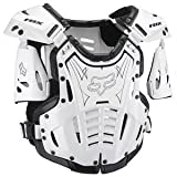 Fox Racing Airframe Roost Deflector - Large/White