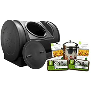 Good Ideas 52 Gallon Compost Wizard Starter Kit by Good Ideas Inc