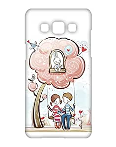 Crackndeal Back Cover for Samsung Galaxy A5