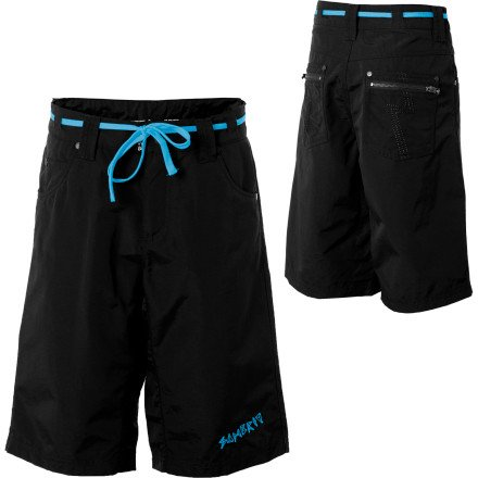 Sombrio Clipse Bike Short - Boys' Black, 14