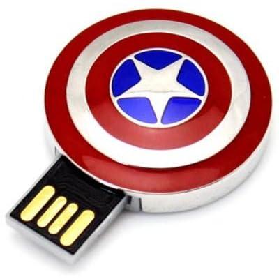 Quace 8GB Metal Shield USB Pen Drive