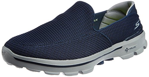 Skechers Performance Men's Go Walk 3 Slip-On Walking Shoe, N