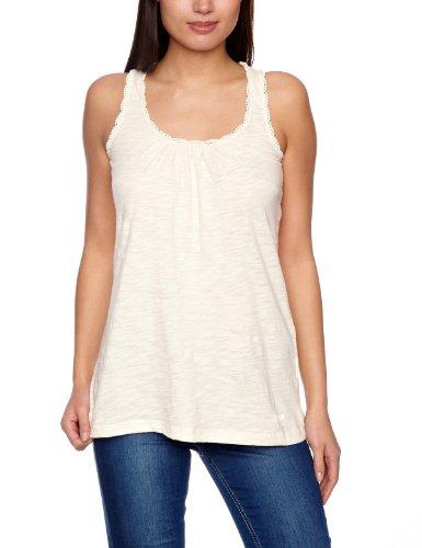 Roxy Flavor Plain Women's T-Shirt Natural Medium