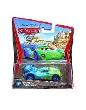 Disney Cars 2 Movie Carla Veloso #8