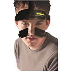 Buy Bangerz HS-1500 High Impact Polycarbonate Nose Guard: Model (HS-1500) by Bangerz