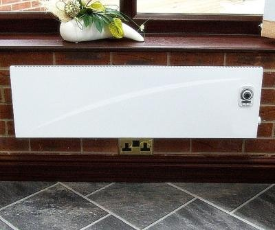2Kw Wall Mounted Ultra Slim Panel Heater