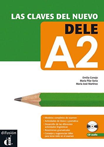 las-clavas-del-nuevo-dele-a2-lehrbuch-audio-cd