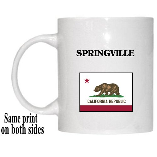 Springville Mug
