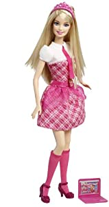 Barbie Princess Charm School: School Girl Princess Blair Doll