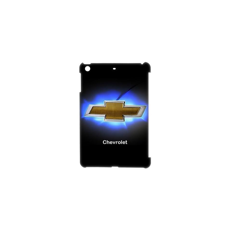 Custom Chevy Camaro Logo 3D Apple Retina iPad Mini,iPad Mini 2 Best Designer Case Cover Protector Bumper Computers & Accessories