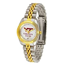 "Virginia Tech Hokies NCAA ""Executive"" Ladies Watch"