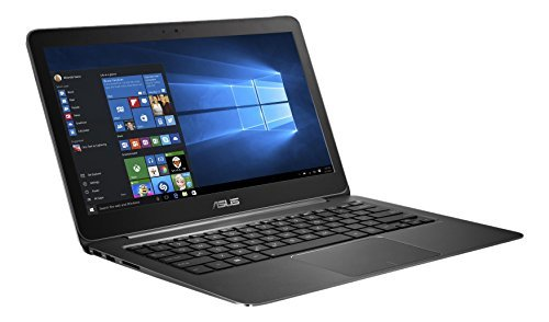 Asus zenbook ux305ca fb038t 133 inch notebook black intel core m3 6y30 processor 8 gb ram 256 gb ssd windows 10