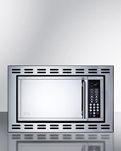 0.9 Cu. Ft. 900W Built-In Microwave (Summit Microwave compare prices)
