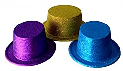 Madcaps The Party Shop Glitter Hat (set of 5)