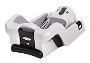 Graco SnugRide Classic Connect 30/35 Infant Car Seat Base, Silver