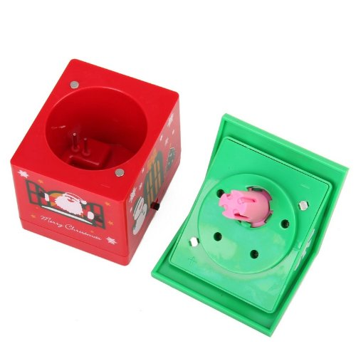 Image of Touch Global Ltd.YH-206 USB Humidifier Dwelling - Red+Green (B0094EAR10)