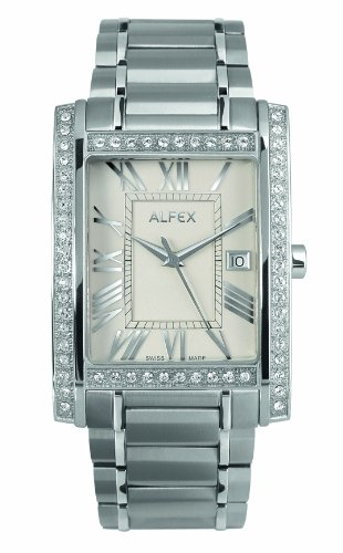 Alfex Men's Stainless Steel Quartz Watch 5667_761
