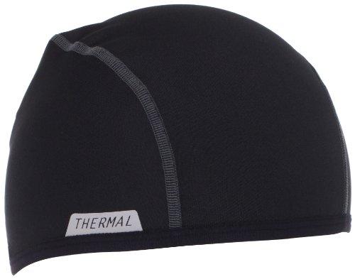 Pearl Izumi Men's Thermal Skull Cap, Black, One