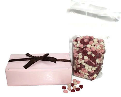 Gift Boxed Jelly Belly Petite Sour Hearts with Thank You Gift (Jelly Belly Thank You compare prices)
