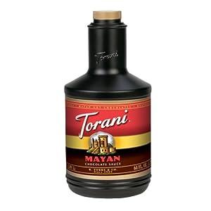 Torani Mayan Chocolate Sauce, 64-Ounce from Torani