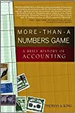img - for More Than a Numbers Game Publisher: Wiley book / textbook / text book