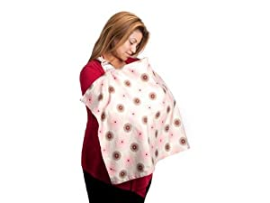 Cover in Style Nursing Cover / Blanket - Petaluma Pattern