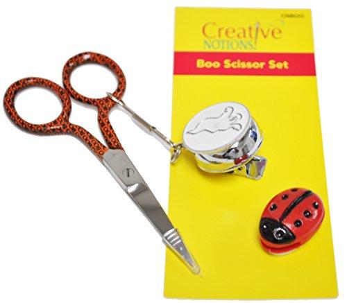 Creative Notions Boo Scissors Set front-632768