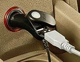 Superior Car Charger W/ Usb Port 4 Lg Cu720 Cu920 Gt365 Invision