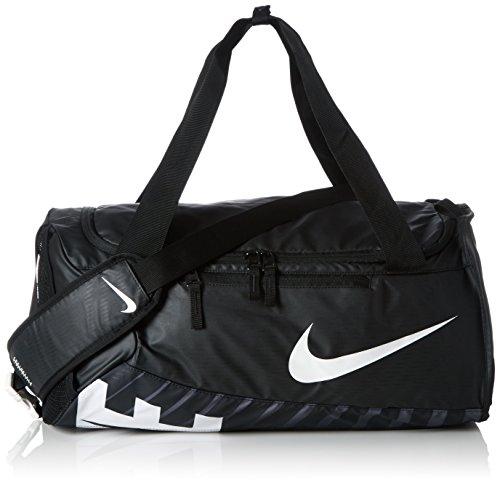 Nike - Borsa Da Palestra Alpha Adapt Medio Crossbody Colore Nero/Bianco