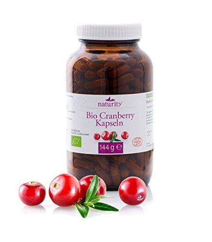 Bio Cranberry Kapseln / 300 Kapseln / 36 mg Proanthocyanidine Picture