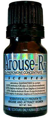 Best Cheap Deal for Arouse-Rx Sex Pheromones For Men: Scented Cologne Concentrate to Attract Women - 10mL from Arouse-Rx - Free 2 Day Shipping Available