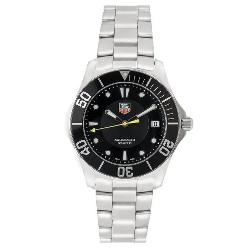 TAG Heuer Men's 2000 Aquaracer Quartz Watch #WAB1110.BA0800:   TAG Heuer Men's Watch Christmas Deals