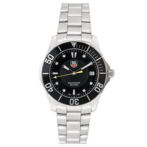 TAG Heuer Men's 2000 Aquaracer Quartz Watch #WAB1110.BA0800:   TAG Heuer Men's Watch Christmas Deals