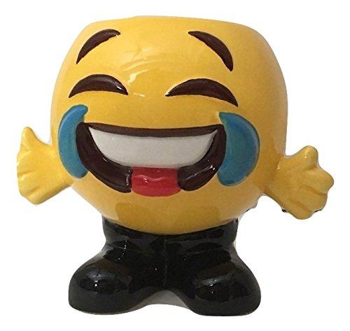 [Cry Laughing Emoji Tea Coffee Mug USA Seller] (Castle Boutique Halloween Costumes)