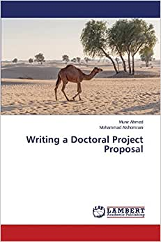 Writing a Doctoral Project Proposal book