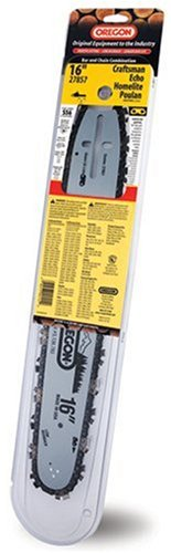Oregon 16-Inch Bar & 91VG Chain Saw Blade Combination Fits Craftsman, Echo, Homelite, Poulan 27857