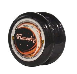 Hyper Yo-yo Flame wing clear black