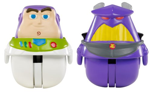 Disney Pixar Toy Story Zing'Ems - Buzz Lightyear & Zurg 2-Pack - 1