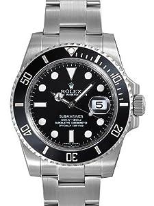 Rolex Submariner Gents Luxury Watch 116610LN