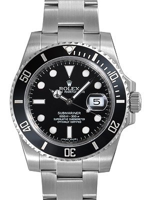 rolex oyster perpetual submariner 116610ln. Black Bedroom Furniture Sets. Home Design Ideas