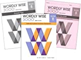 Wordly Wise 3000 Grade 8 SET -- Student, Answer Key and Tests (Systematic Academic Vocabulary Development)