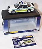 Corgi vanguards police car if you drink let others drive vauxhall cavalier MK3 SRI merseyside car 1.43 scale limited edition diecast model
