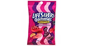 Lifesavers Gummies - Wild Berry, 7 oz bag, 12 count