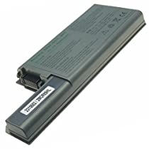 9-Cell Dell Latitude D820 Extended Life Laptop Battery