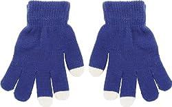 True Gear Touch Gloves (blue)