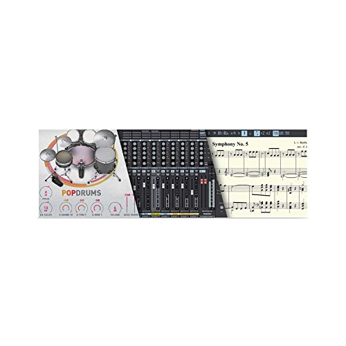 Magix magix samplitude music studio 2017 software computer for Music studio design software